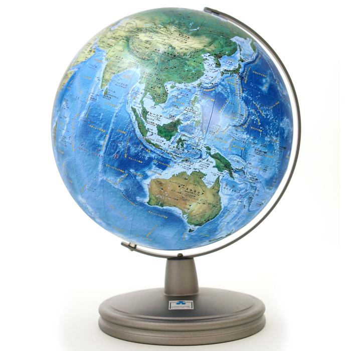 ラ・メール海洋タイプ 地球儀 WM(スチール台) : 国旗 国名 : すべての講義